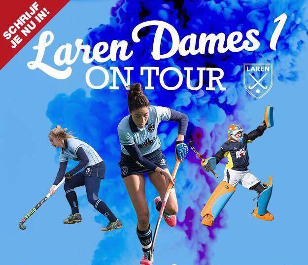 team hockey laren dames
